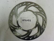 KTM FRONT BRAKE DISC ROTOR EBC MX 125 MX 250 MXC 525 MXC 550 SMR 450 XC 525 6032