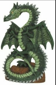Serpent Dragon Standing w/FREE SHIPPING Ready to Paint Unpainted Ceramic Bisque