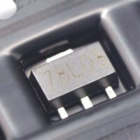 100PCS 78L08 8V SOT89 Regulators Transistor SMD transistor