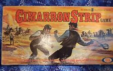 1967 Cimarron Strip Board Game With Pieces Still Intact Extremely Rare UNUSED!!
