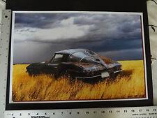 1963 Split Window Corvette 327 Fuel Injection Quality print