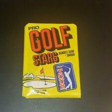 [1] 1981 Donruss PRO GOLF STARS...PGA TOUR Wax Packs  ((BEAUTIFUL!!))