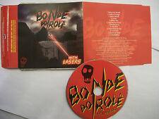 BONDE DO ROLE With Lasers – 2007 UK CD PROMO – Electro - BARGAIN!