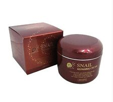 Jigott Snail Reparing Moisturizer Cream for Women 100g + Various Sample