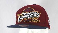 Cleveland Cavaliers Maroon/Blue Baseball Cap Snapback