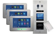 VOSPER 3 Apartments Proximity Version ALECTO Monitors