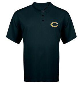 NFL CHICAGO BEARS MAJESTIC FAN FARE VII COOL BASE GOLF POLO S SHIRT BNWT $55.00