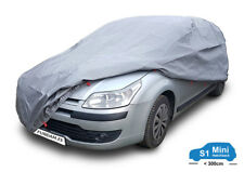 Lona, funda exterior, cubre coche - Talla S1 mini Hatchback (< 300 cm)
