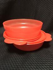 Tupperware Everyday Bowls - Watermelon - Set of 2 - BRAND NEW