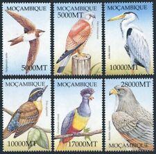 Mozambique 1568-1573,MNH. Birds 2002