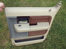 2004-2008 Ford Crew Cab F-150 King Ranch Truck Door Panel Passengers Rear RH OEM