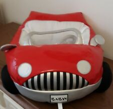 Official Build A Bear Red Car Like New