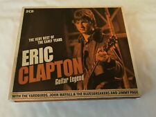 Eric Clapton - Very Best Of Early Years - CD X 2 (2016) Yardbirds John Mayall