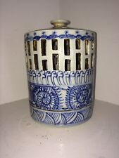 New listing Chinese Export Lamp Candle Holder
