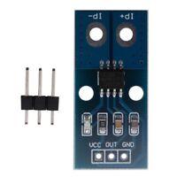 5X(MóDulo de Sensor de Corriente de Pasillo de Rango ACS724LLCTR 50a MóDulo ACS7