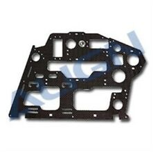 NEW Align T-REX 600 PRO Carbon Main Frame (R) 1.6mm H60072