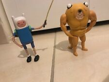 Finn and Jake Figures