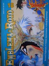 L' Emblema di ROTO n°18 1999 Dragon Quest  ed. Star Comics  [G.237]