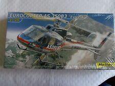 "Maquette EUROCOPTER  AS 350B3  ""EVREST""   1/48eme, MARQUE HELLER"