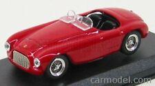 Art-model art005 scala 1/43 ferrari 166mm spider stradale 1948 red