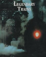 LEGENDARY TRAINS  Atlas Editions Folder **GOOD COPY**