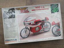 Protar 11302 -Moto Morini 250cc Monocilindrico - 1/9 Scale Model Kit - Very Rare