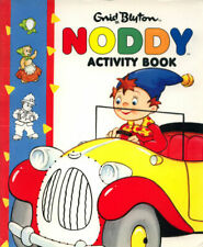 Noddy coloring book RARE UNUSED