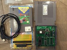 nintendo NES PROTOTYPE WORLD CUP with SPECIAL FEATURES not present in retail gam