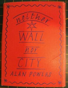ALAN POWERS - HAND SIGNED LIMITED EDITION - MERIVALE PRESS 1995 - PETER SAMPSON