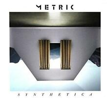 Metric - Synthetica (NEW CD)