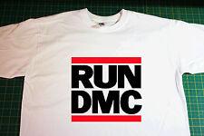 Run DMC T Shirt red/Black print Size Medium