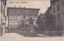 LUCCA - Cassa di Risparmio 1911