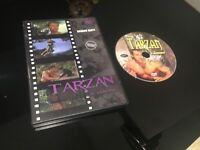 Tarzan Il Giusti DVD Gordon Scott