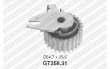 SNR Polea tensora (correa dentada) FIAT LANCIA ALFA ROMEO 156 GTV 145 GT358.31
