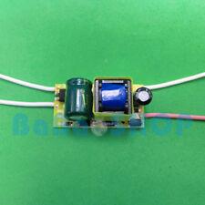 1p ~ 50 un. AC LED Driver 4 ~ 7x1W fuente de alimentación Lámpara Luz Bombilla E26 E27 GU10 4W 5W 7W