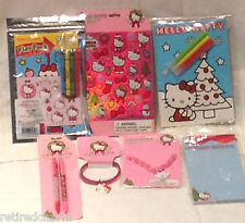 ❤️HELLO KITTY LOT 😺 Christmas🎄Stocking Stuffers Party Favors NEW 3 Available❤️