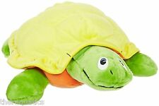 Vibrating Turtle ASD Special Needs Soft Plush Pillow Calm Sooth Autism Sit 3VBTU