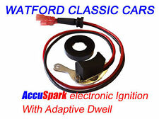 Opel Kadett Electronic ignition conversion for Bosch