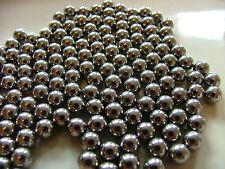 """Catapulta Fionda Munizioni cuscinetti a sfera d/'acciaio-confezione da 200 6mm 1//4/"""""""