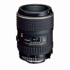 Tokina AT-X PRO D 100mm f/2.8 Macro (Nikon) w/Hoya UV Filter *NEW*