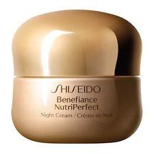 Shiseido Gesichts-Nachtpflege-Produkte