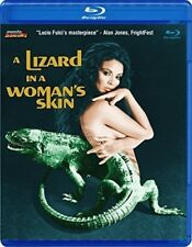 A Lizard in a Woman's Skin [New Blu-ray] Dolby, Widescreen