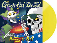 Grateful Dead - Ready or Not Exclusive Limited Edition Yellow Colored Vinyl LP