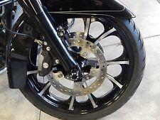 COASTAL MOTO LARGO FRONT 21 X 3.5 WHEEL BLACK CUT HARLEY 08-17 TOURING WITH ABS