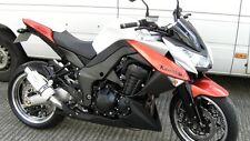 Kawasaki Z1000 SX 2010-15 Stainless Powder Coated White GP Pro RACE MTC Exhausts