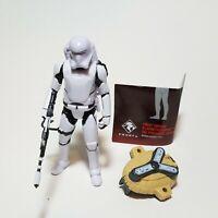 "FLAMETROOPER Star Wars The Force Awakens 3.75"" Figure First Order loose complete"