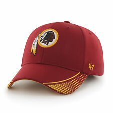 f2734a56b Washington Redskins NFL Adjustable Strap Hat Cap 47 BRAND Warhawk
