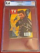 TV Guide v48 #29 July 15, 2000 5 CGC 9.4 X-Men Wolverine Hugh Jackman