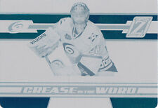 2013-14 NATIONAL TREASURES CAM WARD PRINTING PLATE 1/1