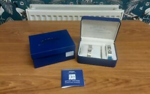 Ladies Rotary Watch And Bracelet Gift Set